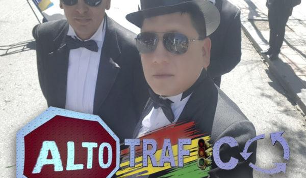 AGRUPACIÓN ALTO TRAFICO FILTRA BACKSTAGE DE SU NUEVO VIDEOCLIP