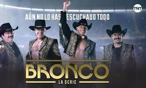 """""""BRONCO"""" LA SERIE"""