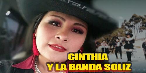 CINTHIA Y LA BANDA SOLIZ PROMETE SER LA ORQUESTA REVELACIÓN PARA CERRAR EL 2019.
