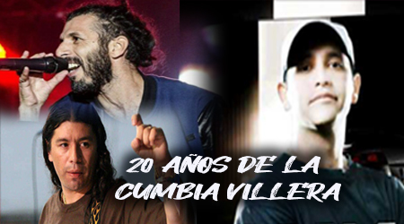 20 AÑOS DE LA CUMBIA VILLERA