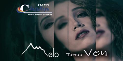 """Melo Herrera mostrando su faceta tropical estrena su nuevo proyecto musical """"VEN"""""""
