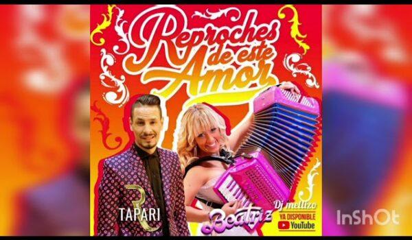 Grupo Beatriz feat. Rodrigo Tapari – Reproches De Este Amor (Official Video