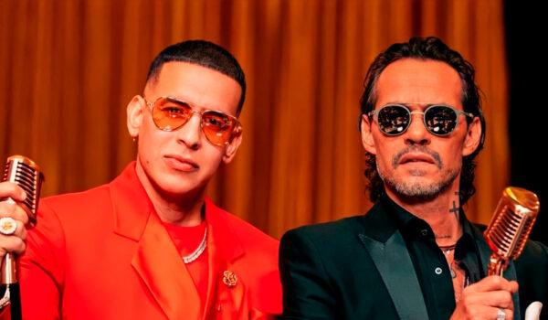 Daddy Yankee & Marc Anthony – De Vuelta Pa' La Vuelta