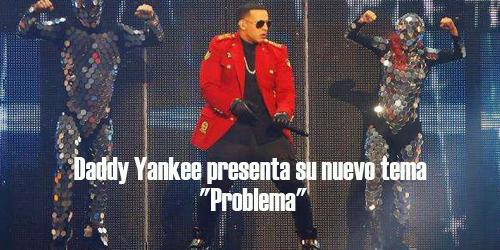 Daddy Yankee presenta su nuevo tema