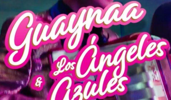 Guaynaa, Los Ángeles Azules – Cumbia a la gente (Official Video)